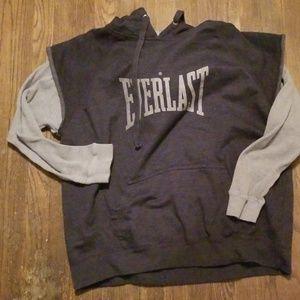 XL Mens Everlast hoodie